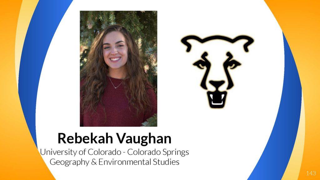 Rebekah Vaughan