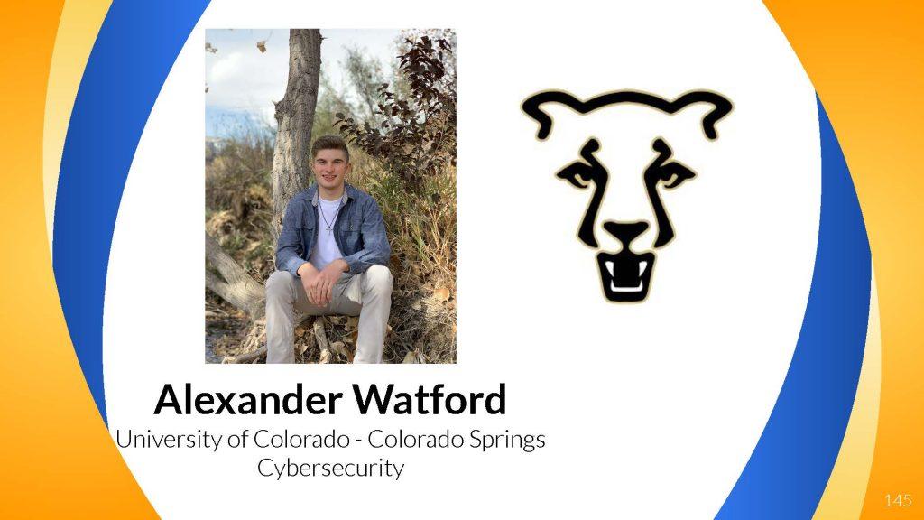 Alexander Watford