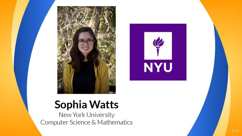 Sophia Watts