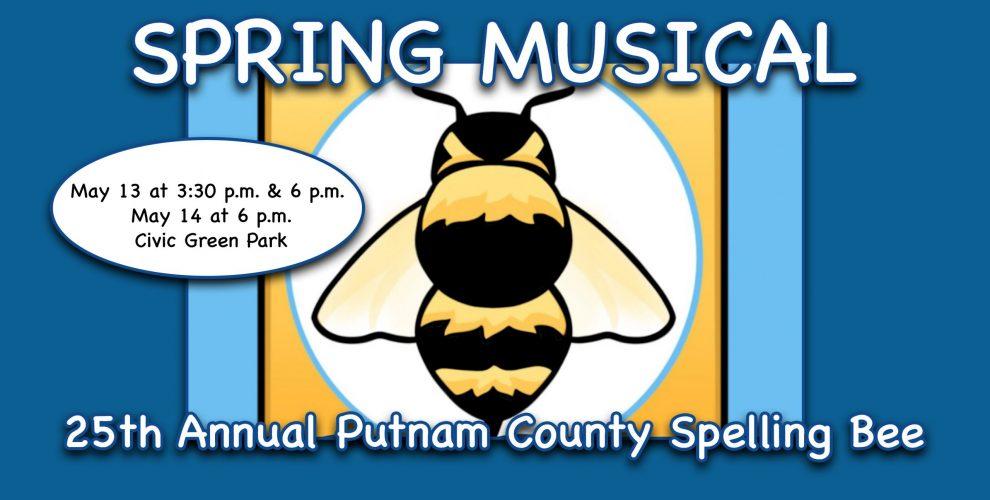 Spelling Bee Spring Musical