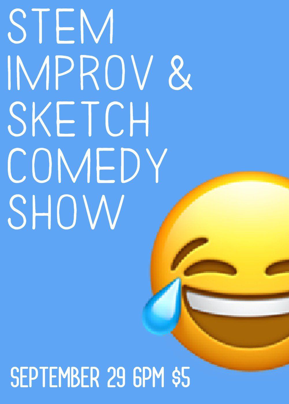 STEM Improv Comedy Show